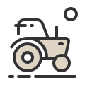 Demand for agricultural mechanisation equipment icon