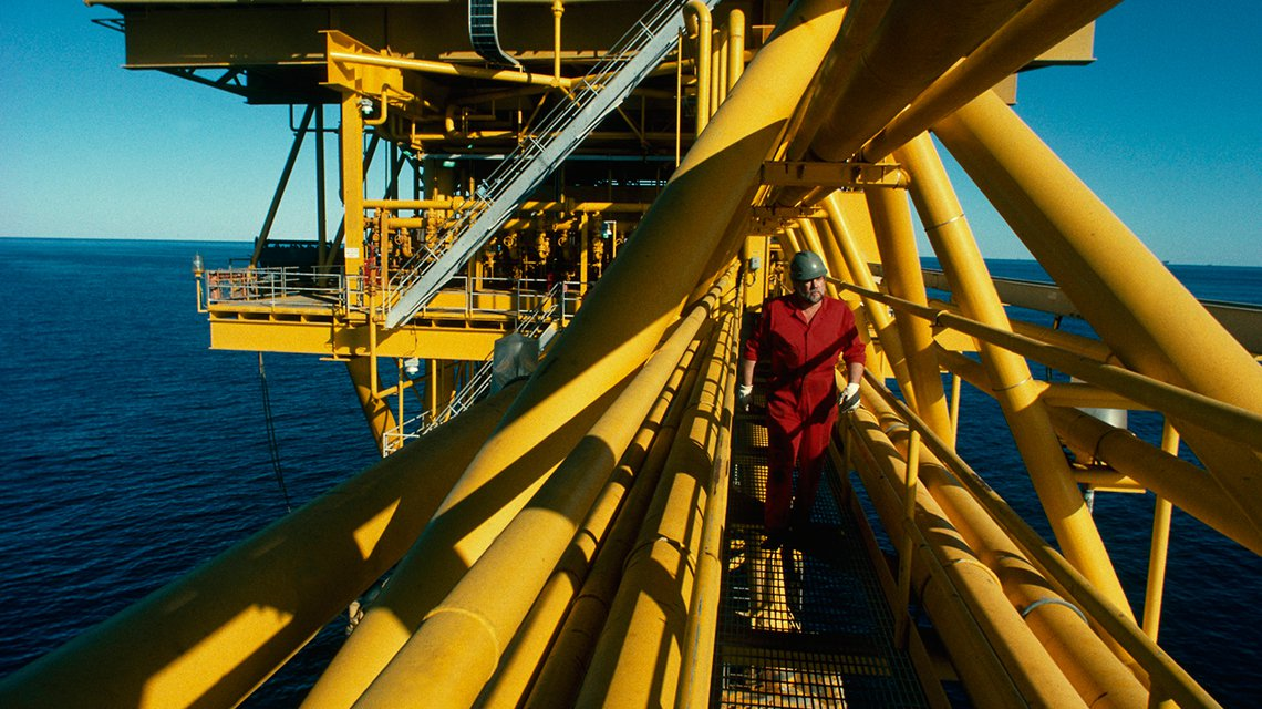 energy oil and gas article
